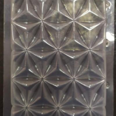 Пластиковая форма Плитка9