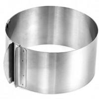 Кольцо разьемное 22-40 см, выс-10 см