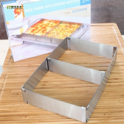 Форма для выпечки прямоугольная