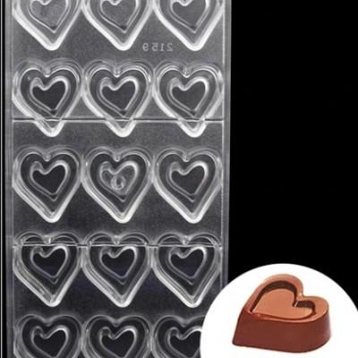 "Форма для конфет "" Сердце""."