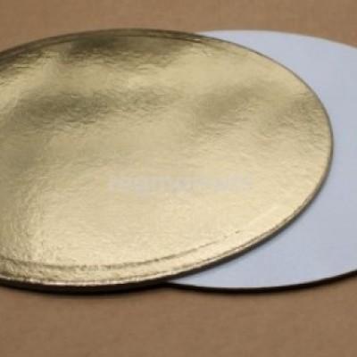 Подложка двухсторонняя диаметр 28 см, т. 1.5 мм