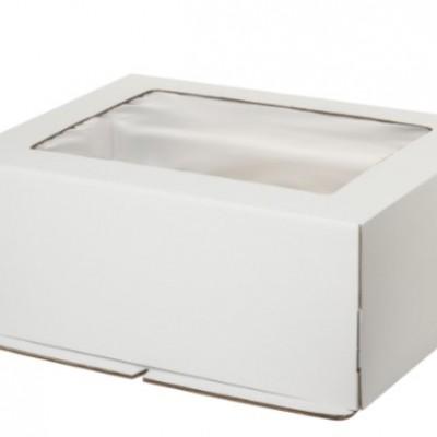 Коробка для торта 400x300x120мм
