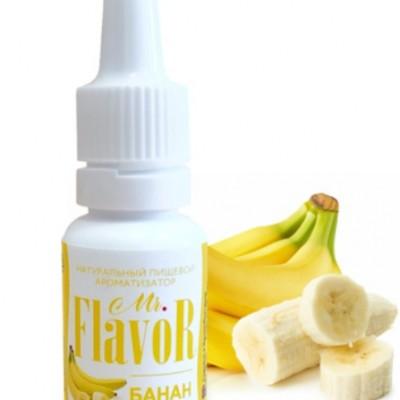Ароматизатор Mr.Flavor Банан 10 мл