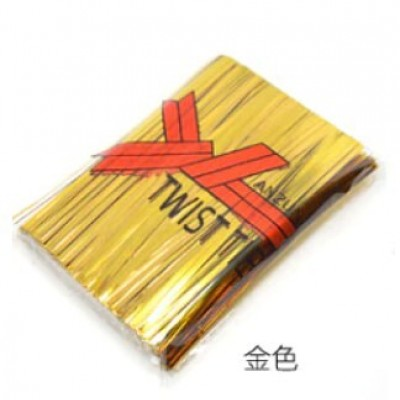 Проволока для упаковки,золото 600 шт.