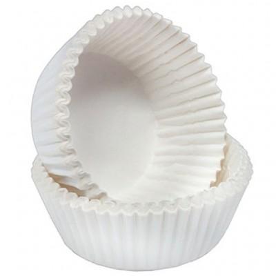 Капсула белая 40*26 мм (пергамент), 50 шт
